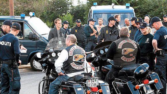 Ny fredsavtale mellom Hells Angels og Bandidos - Aftenposten