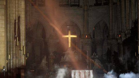 45f48026 180.000 bier i Notre-Dame er funnet i live - Bergens Tidende