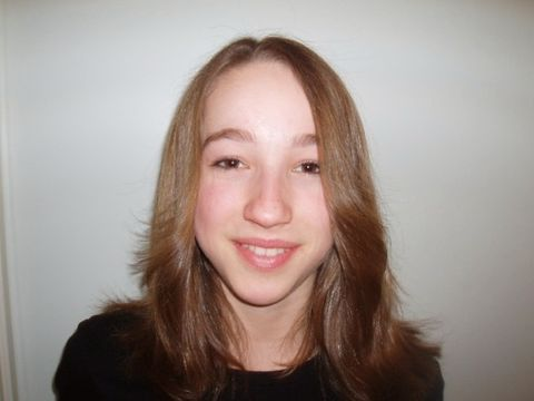 TENÅRINGSJENTE: Ida Lillebostad som 13-åring, nokre månader før ein valdtektsmann tek frå henne ungdomstida.