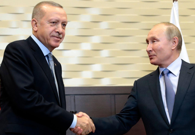 Erdogan og Putin kan avgjøre Syrias fremtid. Dette er deres langsiktige mål.