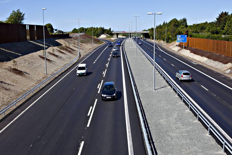 motorvei Lyngdal