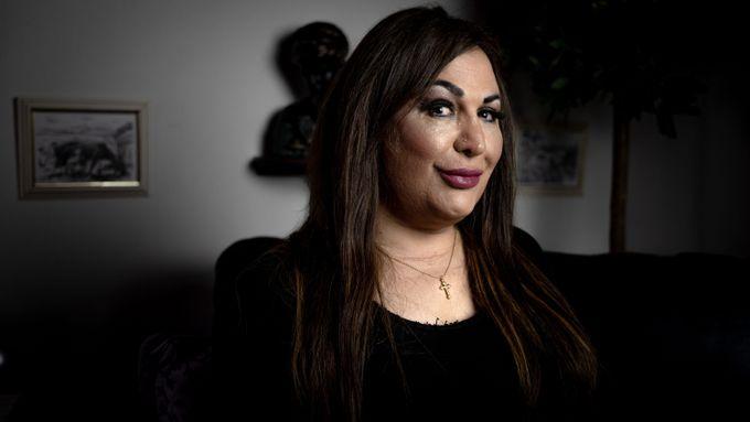 3216fd21 Jija flyttet til Bergen for å leve fritt med kjæresten. Men livet som trans  var enklere i Libanon, sier hun.