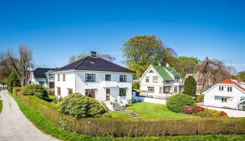 984a4ffe Hitecvision selger representasjonsboligen for 16,5 mill. - Stavanger ...