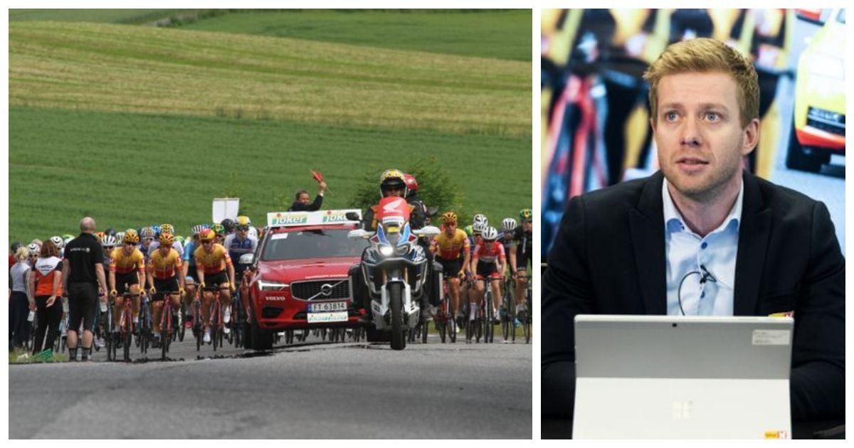 NM-rittet ble avbrutt grunnet sikkerheten. Nå refser sykkeltopp forbundet – og krever pengene tilbake.