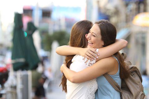 VIKTIGE: Venner er kanskje de vi kan ha det gøyest med.