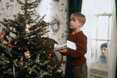 FILM: Macaulay Culkin er alene hjemme.