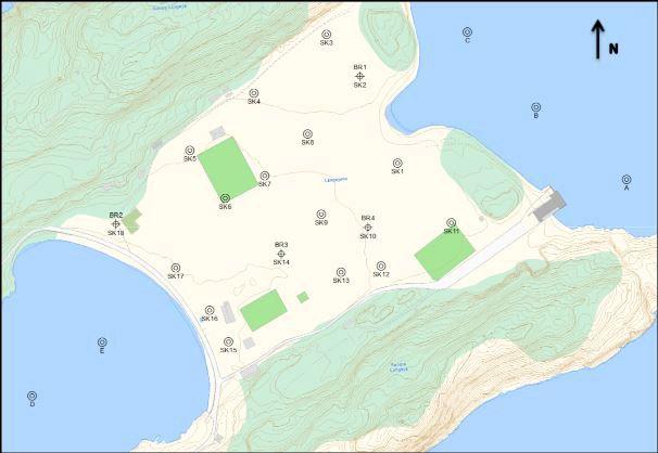 langøyene kart Langøyene kan åpne i neste uke   Aftenposten langøyene kart