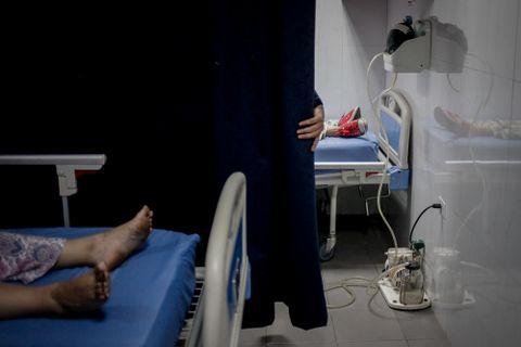 PSYKIATRI: El Cedral er ein av dei mest eksklusive psykiatriklinikkane i Caracas.