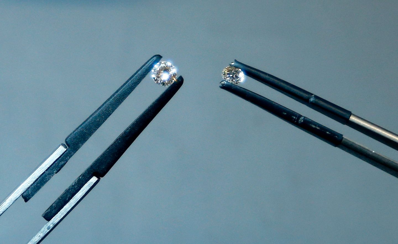 9b91e9d1 Ser du forskjell på diamantene? - Aftenposten
