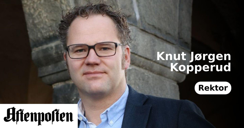 Skoledebatt med billig retorikk og uimotsagte oppfordringer til narkotikalovbrudd. Jeg måtte gripe inn. | Knut Jørgen Kopperud