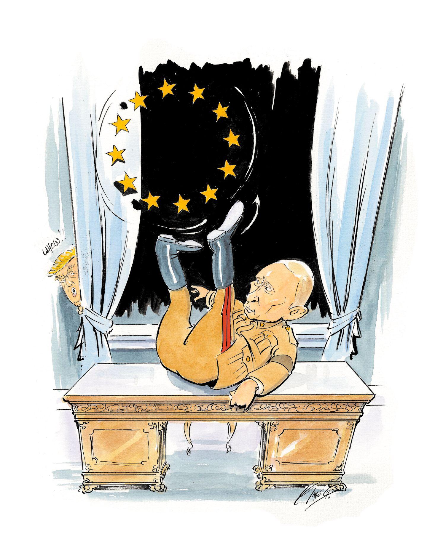 europa fußlig