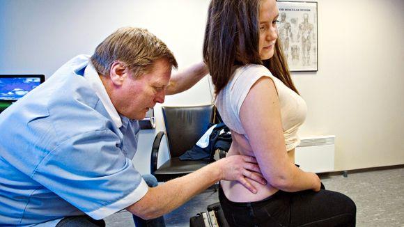 94547a15 Flere barn og unge får vondt i rygg og nakke - Aftenposten