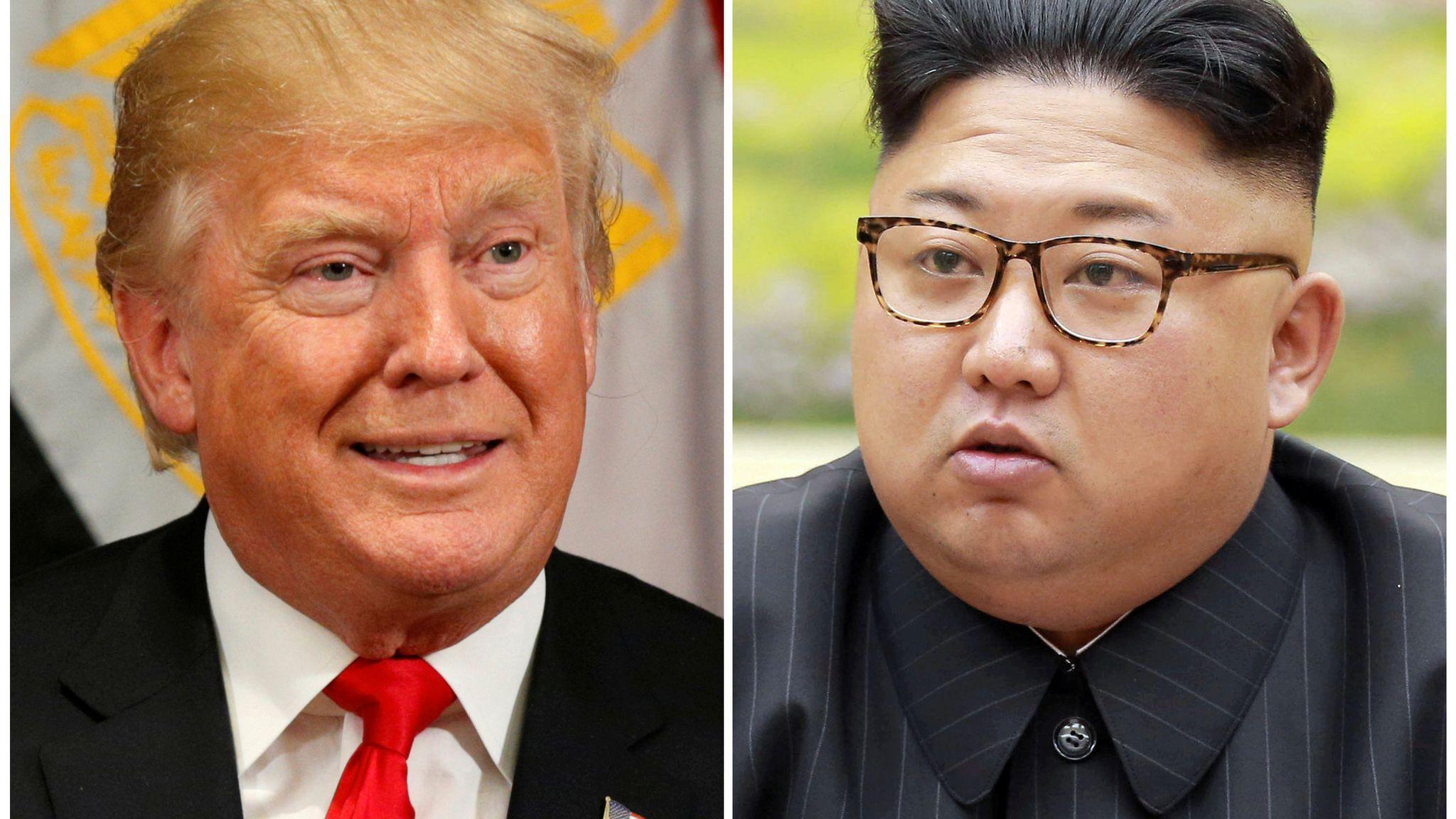 f15a87960 Sør-Korea: Vil jobbe hardt for vellykket møte mellom Trump og Kim ...