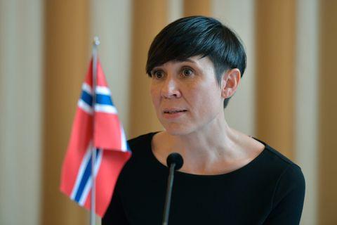 Norges utenriksminister, Ine Eriksen Søreide.