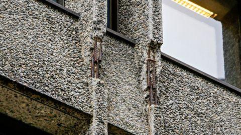 IKKE SIKKERT: Rådhuset i Bergen trenger oppgradering. Arbeidene begynner 17. september.