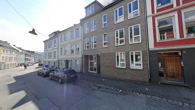 Denne leiligheten gikk for en høy pris pr. kvadratmeter