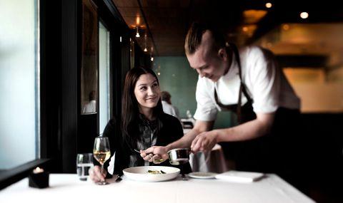 FØRSTE TEST: Bare restaurant i Hotel Norge var den første Amanda Bahl anmeldte for BT. Senere flyttet den til Børsen på Vågsallmenningen, og er i dag byens mest eksklusive restaurant, mener hun.