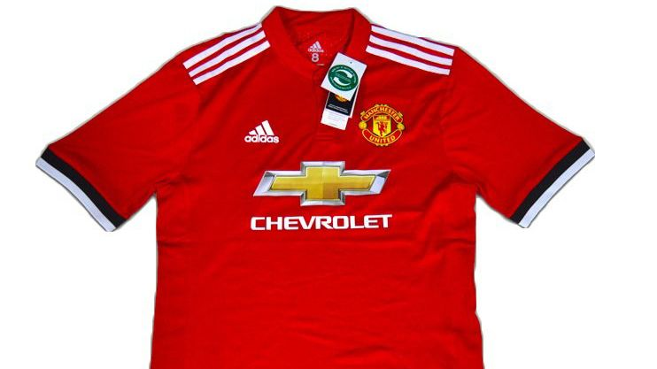 4a14c9cf Dette skal være den nye drakten til Manchester United - Stavanger ...