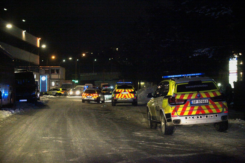 Mann skadet i skyting i Oslo – en mann pågrepet