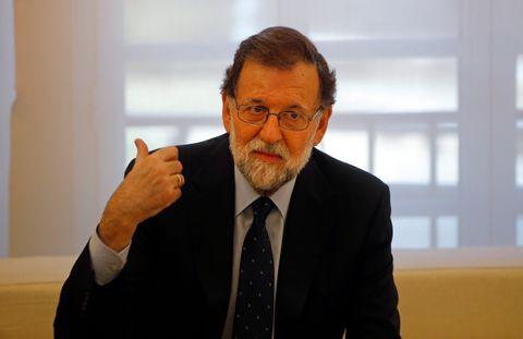 STATSMINISTER: Mariano Rajoy er statsminister i Spania og leder dermed den spanske regjeringen. Det har han gjort siden 2011.