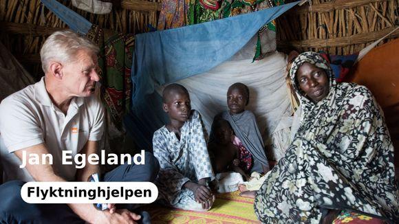 3eef7ff7 Regjeringen svikter flyktninger i «nærområdene»   Jan Egeland ...