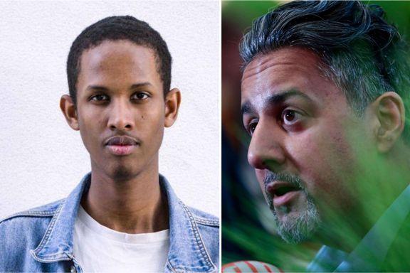 Mye skiller Abid Raja og meg, men vi har begge kjent rasisme på kroppen