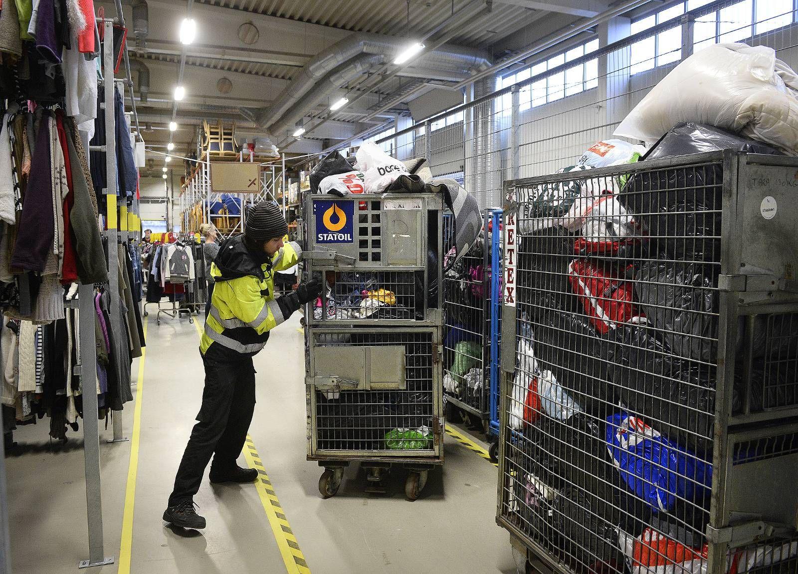 d0da20f51 Merkeklær rett til Fretex - Stavanger Aftenblad
