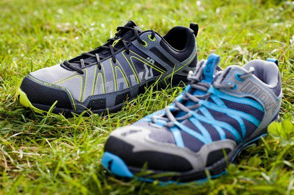c22ef0f4 Inov-8 Rocklite 268-damemodell og 295-herremodell Dette er en sko som passer  for tørt underlag. Helst fine stier. Sålen er tykkere, og gir ekstra  demping.