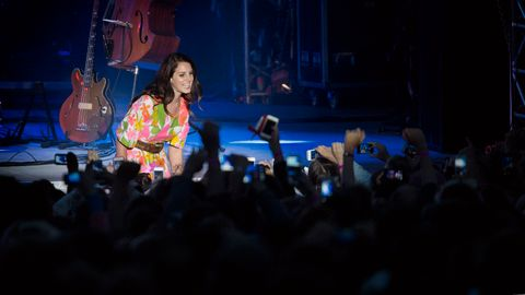 BERGENFEST: Lana Del Rey sommeren 2014.