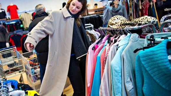 ea380ae5 Brukte klær for enhver pris - Aftenposten