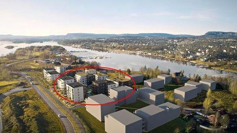 e0c5d3f7 Mens prisen på Obos-tilknyttede boliger i Oslo falt med 0,9 prosent i mai,  ble selskapets dyreste bolig noensinne solgt unna denne uken.