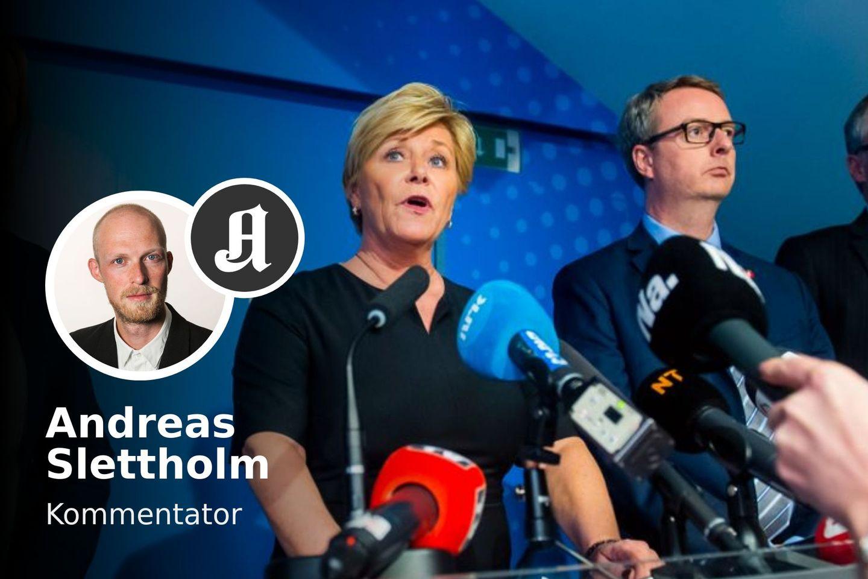 De pragmatiske populistene | Andreas Slettholm
