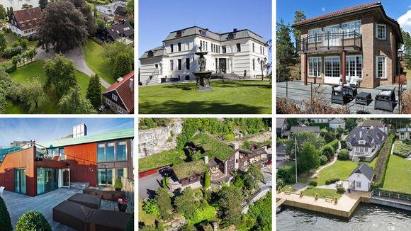 598b0bf9 Dette er Norges dyreste boliger - Aftenposten