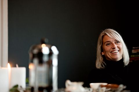 – Jeg har alltid hatt en oppriktig, og det noen vil kalle naiv tro, på at det går an å gjøre noe med vanskelige ting, sier Agnes Vevle Tvinnereim. Aktivisten på Landås er en av initiativtakerne til Bærekraftige liv på Landås.