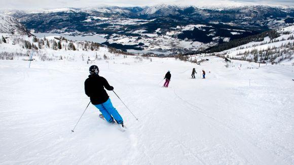 a54f3b68e14 Ingen snø i sikte når skianlegg på Voss åpner lørdag - Bergens Tidende
