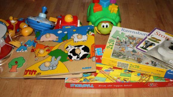 8f31b065 Her kan du gi bort leker og klær - Aftenposten