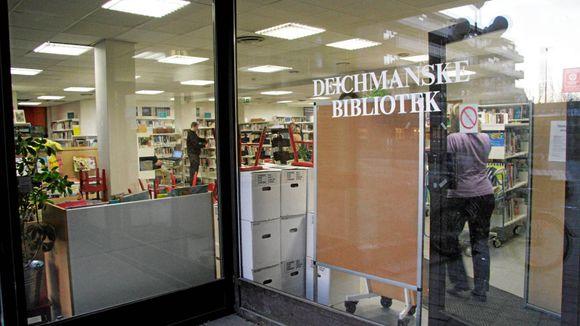 Dette er Åse Marie min lokale bibliotekar