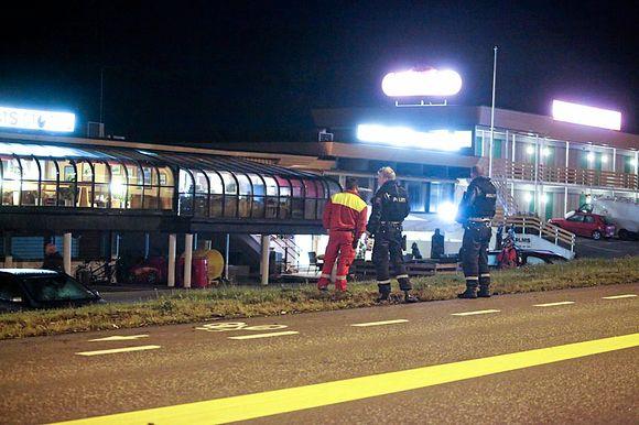d1f824fc2 Mann i 30-årene skutt og drept ved motell i Vestfold - Aftenposten