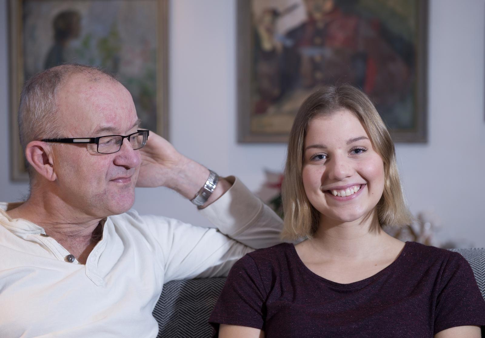 far datter dating søknad