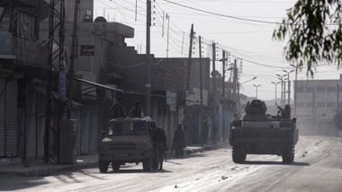 Kurdiske medier: Syriske styrker skal forsvare grensebyer mot Tyrkia