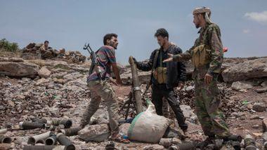 Jemenittiske opprørere truer med å angripe Emiratene