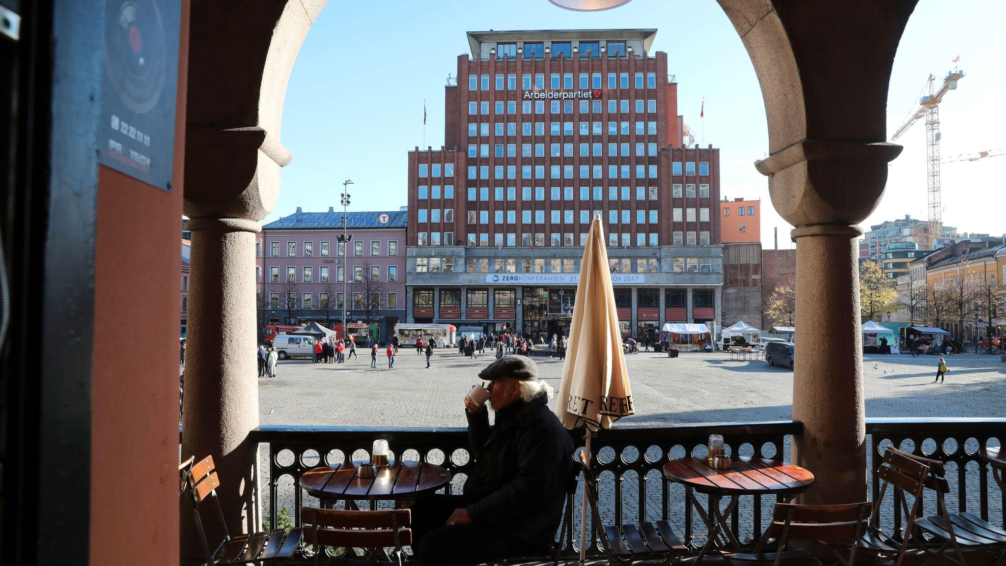 youngstorget kart Fyret Mat & Drikke, Youngstorget — Restaurantguiden fra Osloby youngstorget kart