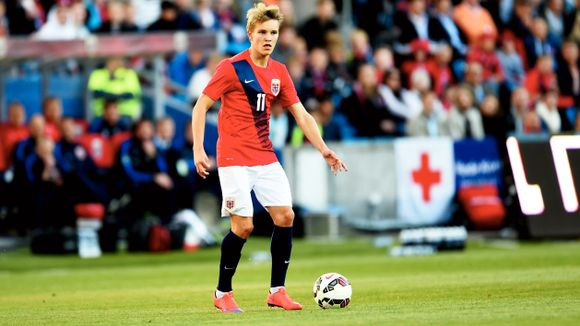 00a1ab61 Martin Ødegaard utropes til verdens nest største talent - Aftenposten