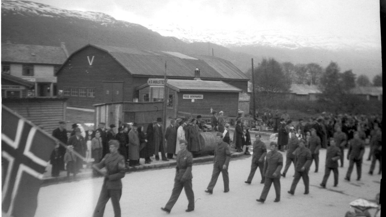 Gestapos norske kvinne endte sine dager på Voss - Bergens Tidende