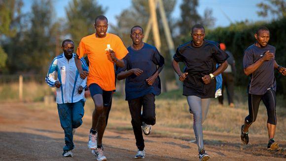 Løper for mennesker på flukt! | Flyktninghjelpen