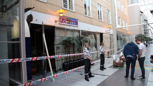 Kvinne funnet drept i Galleri Oslo