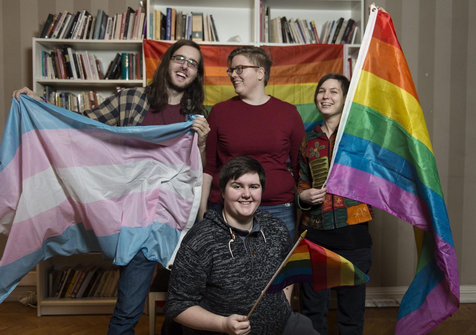 homofil sex klær