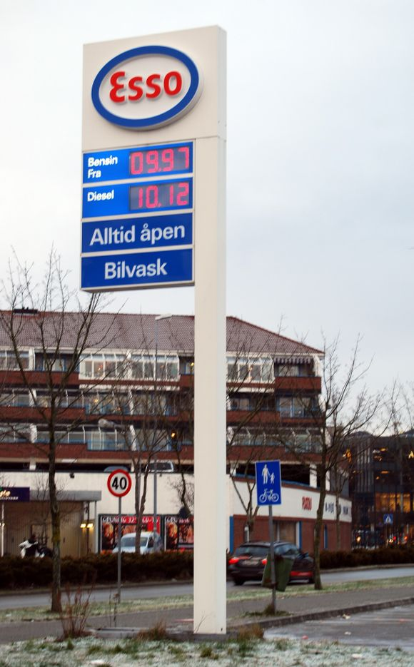 Local price war lowers petrol prices» - Stavanger Aftenblad