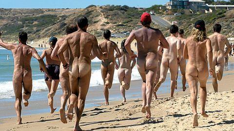 nakne folk nakenbading video