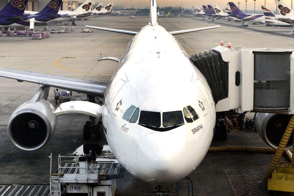 I 1960 ble flyselskapet etablert av SAS. Nå truer sjefen med nedleggelse.